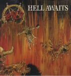 SLAYER - hell awaits LP