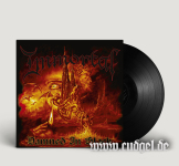 IMMORTAL - damned in black LP