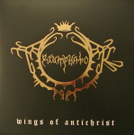 TRIUMPHATOR - wings of antichrist LP+7""