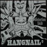 HANGNAIL / SOUND LIKE SHIT - split LP