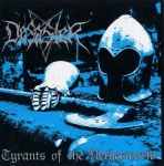 DESASTER - tyrants of the netherworld LP