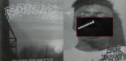"PSYCHONEUROSIS / BRUTAL INSANITY - split 7"""