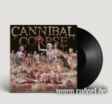 CANNIBAL CORPSE - gore obsessed LP black
