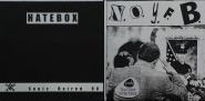 """HATEBOX / N.O.Y.F.B - split 7"""""""