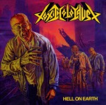 TOXIC HOLOCAUST - hell on earth LP