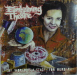EMBALMING THEATRE - the world is a stage..for murder LP