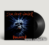 SIX FEET UNDER - haunted LP black