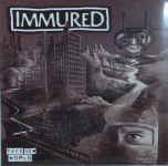 IMMURED - fake new world LP
