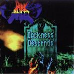 DARK ANGEL - darkness descends LP