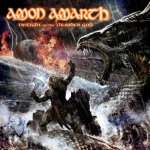 AMON AMARTH - twilight of the thunder god LP