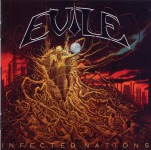 EVILE - infected nations DLP