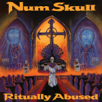 NUM SKULL - ritually abused LP