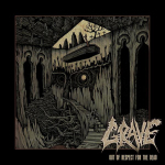 GRAVE - out of respect for the dead LP