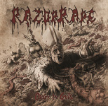 RAZOR RAPE - orgy in guts LP