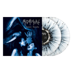 MIDNIGHT - satanic royalty LP blue grey marbled