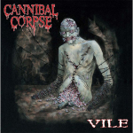 CANNIBAL CORPSE - vile LP marbled