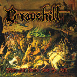 GRAVEHILL - when all roads lead to hell LP