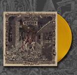 DESERTED FEAR - kingdom of worms LP+CD orange