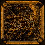 BRUTAL TRUTH / BASTARD NOISE - split LP