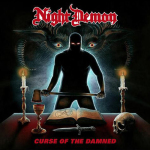 NIGHT DEMON - curse of the damned LP+CD