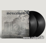 SORCERER - in the shadow of the inverted cross DLP black