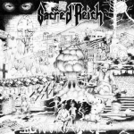 SACRED REICH - ignorance LP marbled