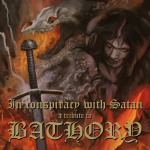 V.A. TRIBUTE TO BATHORY - in conspiracy with satan DLP