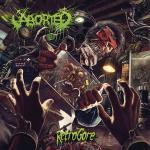 ABORTED - retrogore LP+CD