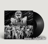 "FACEBREAKER - zombie god 7"" black"