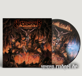 WITCHBURNER - demons lim. PicDLP