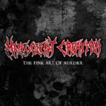 MALEVOLENT CREATION - the fine art of murder LP