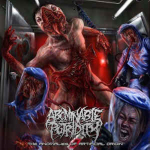ABOMINABLE PUTRIDITY - the anomalies of artificial origin LP black