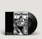 """DEAD GOATS, THE / DEMONBREED - split 7"""""""