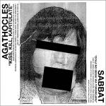 """SABBAT / AGATHOCLES - split 7"""""""