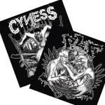"""CYNESS / P.L.F. - split 7"""""""