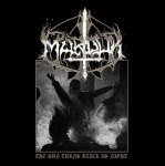 MARDUK - the sun turns black as night 7""