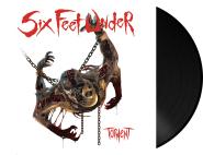 SIX FEET UNDER - torment LP black