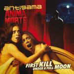 ANTIGAMA / ANIMA MORTE - split LP
