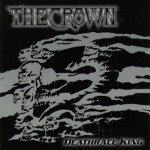 CROWN, THE - deathrace king LP black