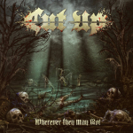 CUT UP - wherever they may rot LP green marbled