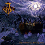 J.T. RIPPER - depraved echoes and terrifying horrors LP