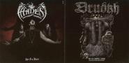 DRUDKH / HADES ALMIGHTY - split LP