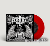 "BEASTCRAFT - nocturnal reverence 7"" red"