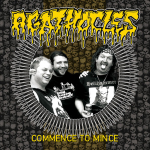 AGATHOCLES - commence to mince LP