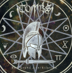 TOMBS - the grand annihilation LP ivory grey