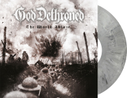 GOD DETHRONED - the world ablaze LP grey