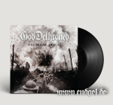 GOD DETHRONED - the world ablaze LP black