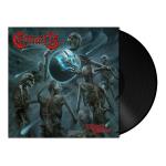 ENTRAILS - world inferno LP black