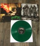 HUMILIATION - dawn of warfare LP green