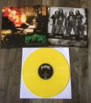 HUMILIATION - dawn of warfare LP yellow